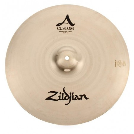 A Custom Medium Crash 20""