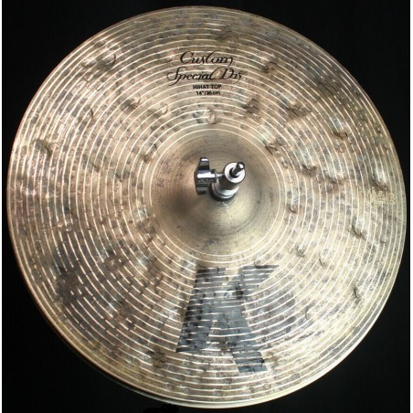 K Custom Special Dry Hi Hat Pair 14""