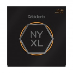 Encordado p/guit eléctrica NYXL1046 con entorchado de Nickel, Regular Light, 10-46