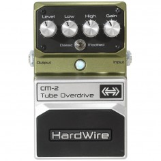Digitech CM2 Pedal Hardwire Tube Overdrive