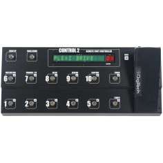 Digitech CONTROL2 Controladora para Rack de efectos