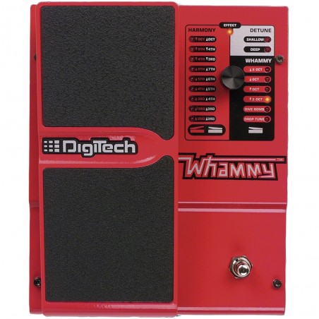 Digitech WHAMMY Pedal de Pitch regulable