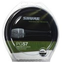 Micrófono dinámico PG57-XLR especial instrumentos