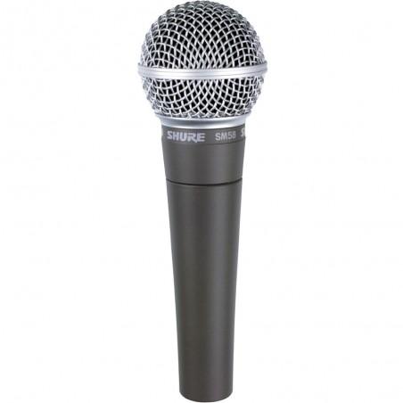 Micrófono vocal SM58 dinámico cardioide