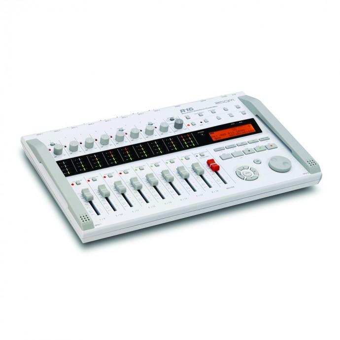 Recorder Interface Controller, Grab 16 pistas;8 simult,8 en