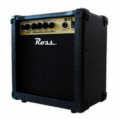 Ross B15 amplificador bajo 15 watts.