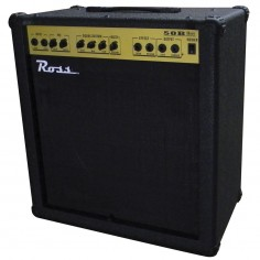 Ross B50 amplificador bajo 50 watts.