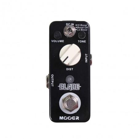 Micro pedal de efecto BLADE Metal distortion