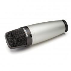 Microfono a condesador para estudio súpercardiode, omni - f