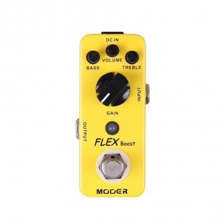 Micro pedal de efecto FLEX BOOST Pedal Booster