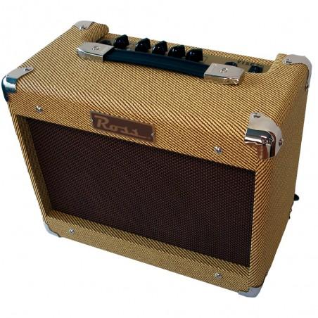 """Amplificador para Guitarra 15 watts, mod. Vintage, 5"""", Dist"""