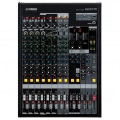 Yamaha MIXER 6 xlr + 4 st. usb.
