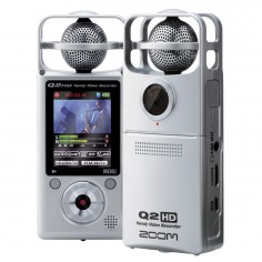 Zoom Q2HD/S Grabador de video en HD