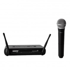 Sistema inalámbrico vocal SVX24/PG58-P12 PG58