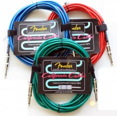 Cable California series Verde 3 metros