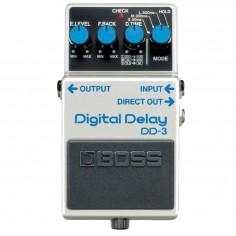 Boss DD3 Pedal Digital Delay