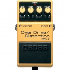 Boss OS2 Pedal Overdrive / Distortion