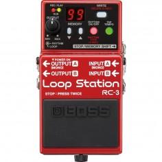 Boss RC3 LOOP STATION Pedal de Loop
