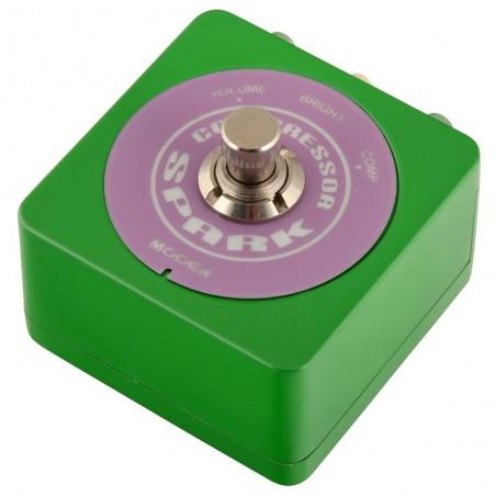 Micro pedal de efecto SPARK COMPRESS Deluxe de Compresión