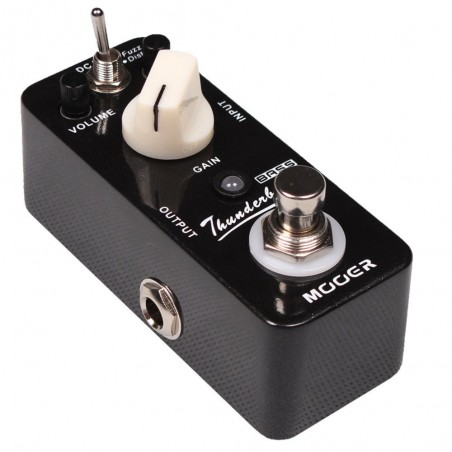 THUNDER BALL Pedal Bass Fuzz