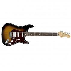 Guitarra eléctrica Stratocaster Deluxe Power Mexico