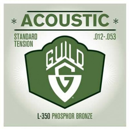 Encordado p/Guit Acústica L350, 012-053, PH Bronze