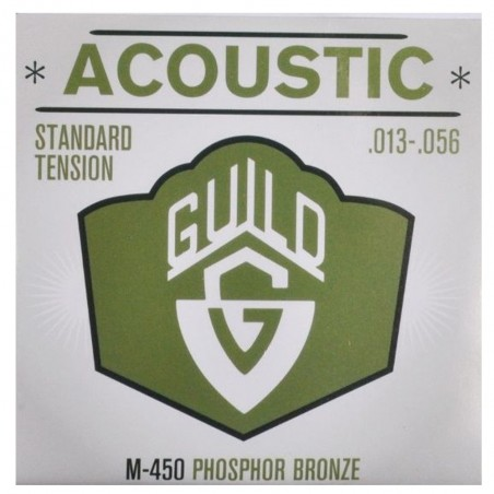 Enc p;Acustica GUILD, M450, 013-056, PH Bronze