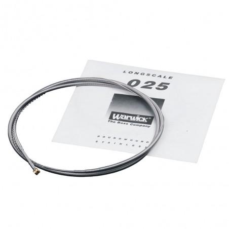 cuerda p/bajo eléctrico 0.25