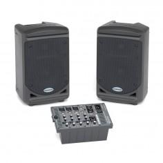 Samson XP150 sistema de sonido portatil 150 watts.