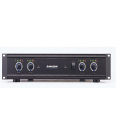 Samson SA4210 potencia para instalacion 4 x 120 watts.