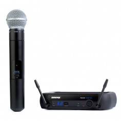 Shure PGXD24/SM58-X8 Sistema inalámbrico Digital vocal SM58
