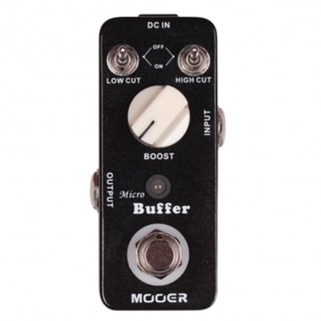 MICRO BUFFER Pedal Booster