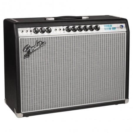 Fender ´68 CUSTOM VIBROLUX REVERB Amplificador valvular 35w