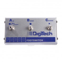 Digitech FS300V Foot Switch 3 botones