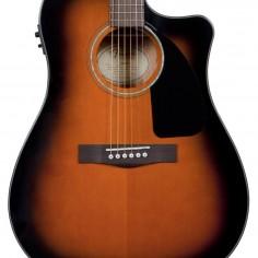 Guitarra acústica. Classic Design CD-60CE, c/Estuche rígido