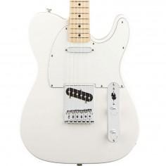 Guitarra eléctrica Telecaster Standard Mexico, MN, Sin Funda, Arctic White
