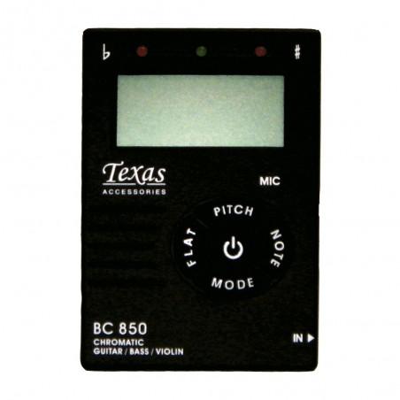 Afinador Digital Cromático BC-850