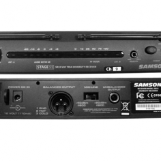 Samson STAGE55 sistema inalambrico mano vhf.
