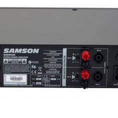 Samson SXD5000 potencia digital 750+750.