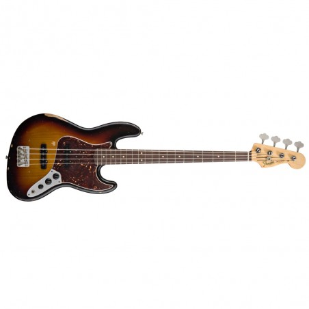Jazz Bass 60's Road Worn Mexico