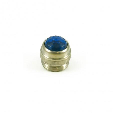 Vidrio Luz de encendido amp Fender, color Azul