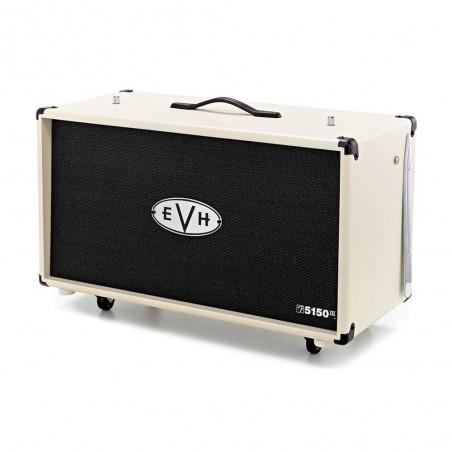 Bafle para Guitarra EVH 5150 212ST 2x12 Recto Marfil