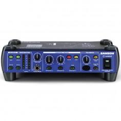 Samson C-CONTROL matriz de mesa para control de monitor de estudio.