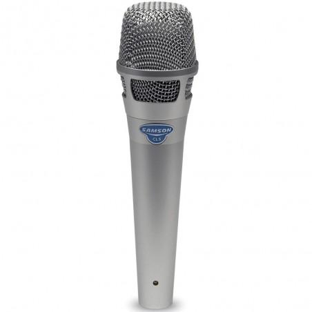 Micrófono condenser de estudio
