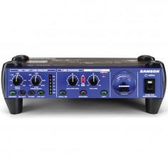 Samson C-VALVE amplificador de microfono valvular.