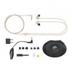 Auricular Intraural Profesional SE535-CL Personal Audio, Tres micro Bocinas, c/Volumen, cable Removible