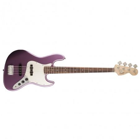 Bajo Elec. Jazz Bass Squier Affinity RWN, Burgundy Mist