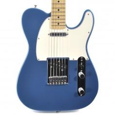 Guitarra eléctrica Telecaster Standard Mexico, MN, Sin Funda, Lake Placid Blue