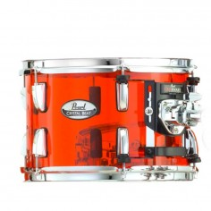 Tom de Acrilico, 10X7 CRYSTALBEAT, TOM TOM, c: ruby red