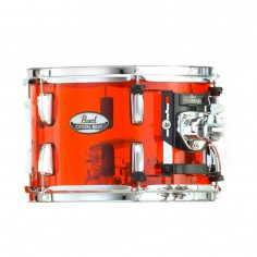 Tom de Acrilico, 12x8 CRYSTALBEAT, TOM TOM, c: ruby red